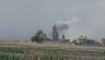 أبو حلفة: استهداف العدوان لمصنع عمران أدى إلى خروجه عن الجاهزية