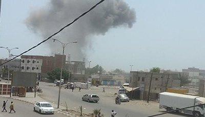 إصابة 4 مواطنين بغارة سعودية على خولان بصنعاء