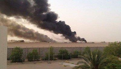 الإماراتيون ينظمون مسيرة للمطالبة بعودة باقي جنودهم الذين ارسلوت للحرب باليمن