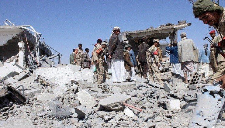 المركز السامي للتنمية وحقوق الإنسان يدين الصمت الأممي والدولي إزاء العدوان على اليمن