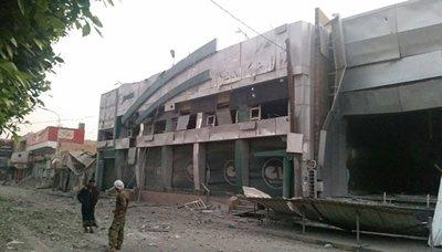 طيران العدوان السعودي يعاود قصفه الهستيري على مناطق بالعاصمة صنعاء