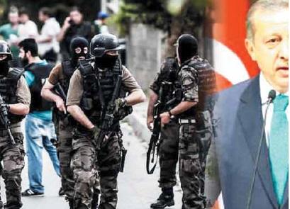 قمع أردوغان لوسائل الإعلام المعارضة يتّخذ بعداً عنيفاً