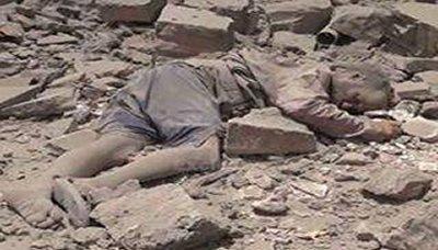 قيادة محافظة عمران تدين استهداف العدوان للأحياء السكنية